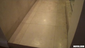 AMATEUR YOUNG LATINA WIFE CAUGHT IN SHOWER