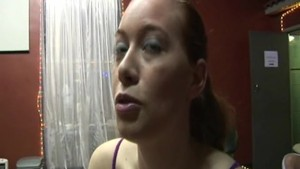 UK Pornstar Ruby Reds relaxed Sex party