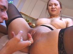 - Horny Asian Chick - Te...