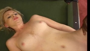 Big Black Shlong, Tiny Tits Blonde - Temptation