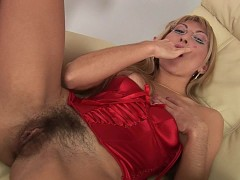 Unshaved natural hottie Rozalia - CzechSuperStars