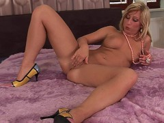 Solo scene with attractive Stella - CzechSuperStars
