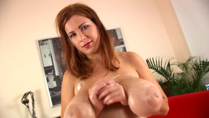 Terry's tits will blow your mind - CzechSuperStars