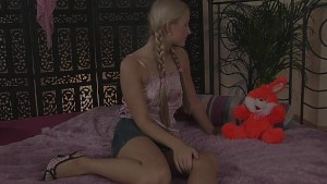 Sweet young Sofie solo - CzechSuperStars