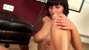 Solo XXX scene with Veronika - CzechSuperStars