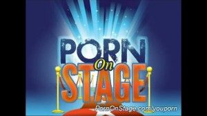 lesbian sex show on stage