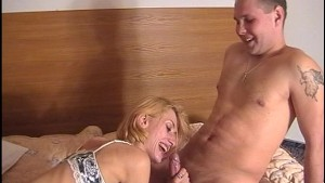 Skinny Paula takes a pounding - DBM Video