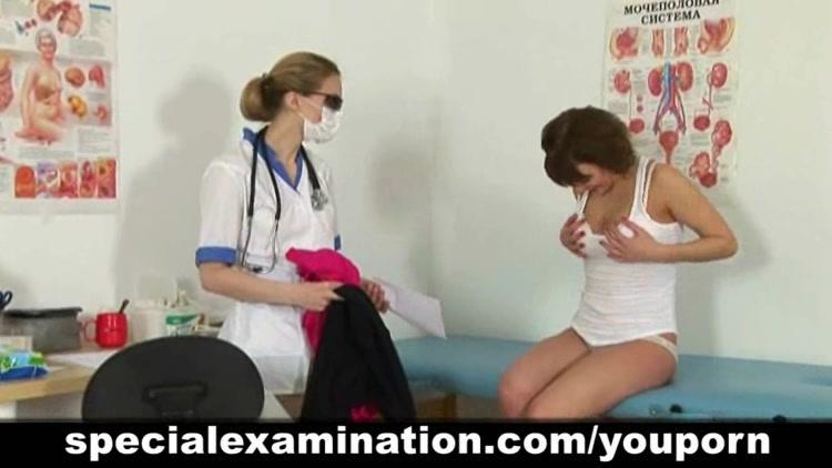 Nude medical examination