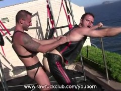 Picture Hot Studs Outdoors