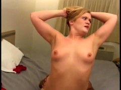 Teen Calls For Room Service and Gets a Big Dick Instead - Gentlemens Video