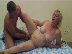 Mature lady fucked by younger dude - Intense Industries