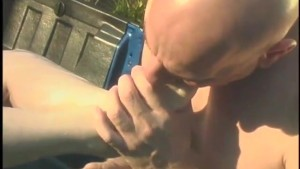 Wet soapy fuck in the back of a truck - Lord Perious