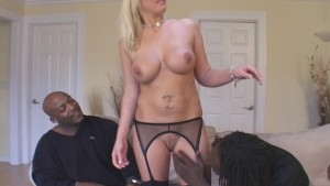 Two Black Studs Fuck My Wife