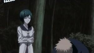 Rukia from Bleach fucked