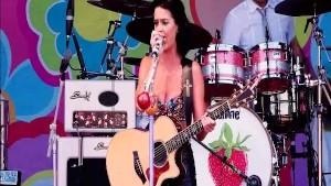 Katy Perry - V Festival