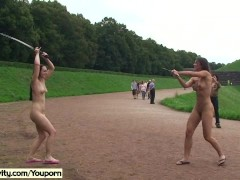 Spectacular Crazy Public Nudity Compilation