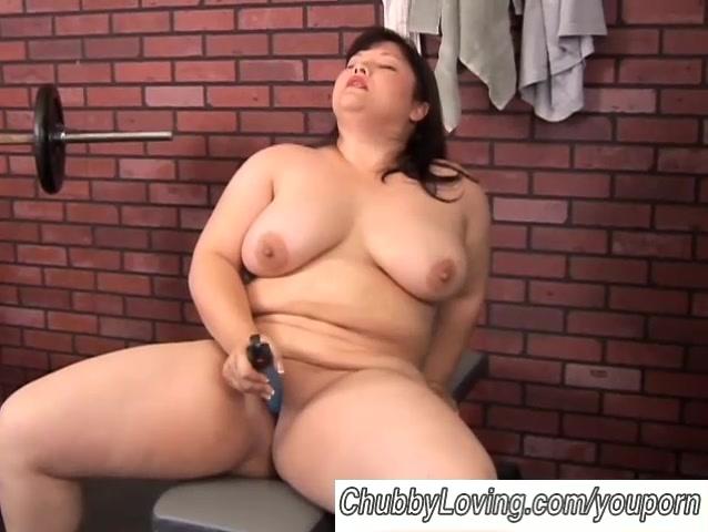 Beautiful big tits asian BBW
