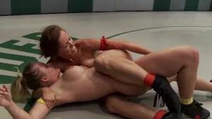 Sex Wrestling: Break the Rookie
