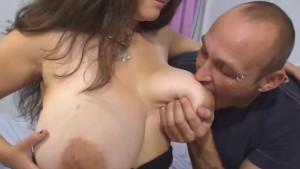 Denise Davies Melons & Pussy Pummelled