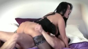 titty brunette fucking very hard