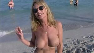 Naked Girls on South Beach Part 2