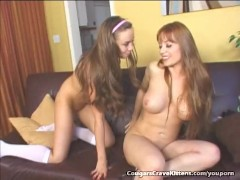 Picture Capri Anderson Goes Lesbo With Hot Cougar