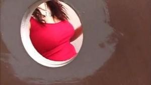 Hot Girl Blows A Stranger In A Bathroom Gloryhole