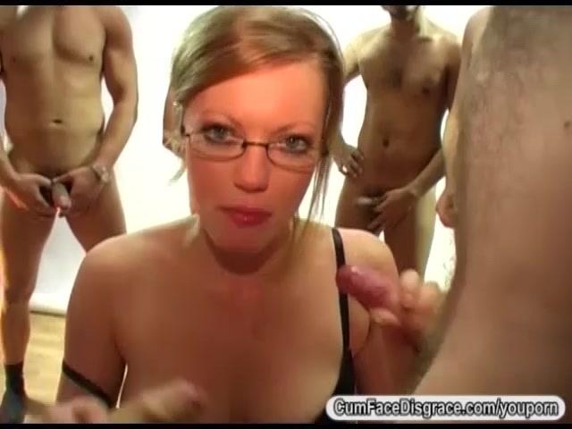 jizz on me glasses