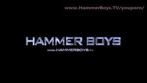 Shane Barrett and Leon Fortin Hammerboys