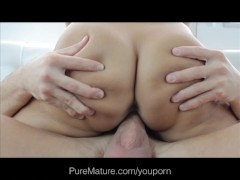 PureMature Sexy Wife Thanks Hubby For...