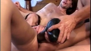 crazy dildo penetrations