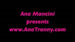 Ana Mancini ourdoors