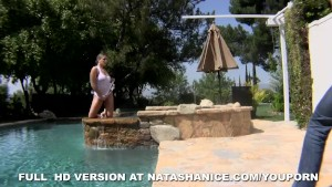 Outdoor Wet By The Pool