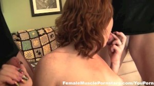 Lucy Fire – Two-A-Day Training 2