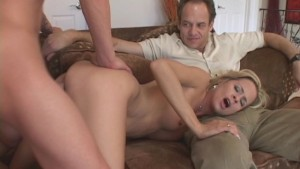 MILF Tempts Young Cock