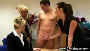 Naughty student needs sexy dicipline from slutty teachers
