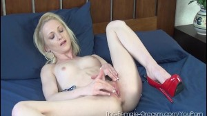 Lizzy Orgasms for the 4th