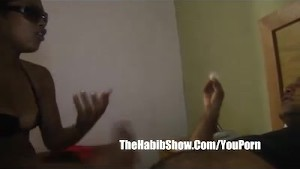 Dominican wife cheating on her hubby