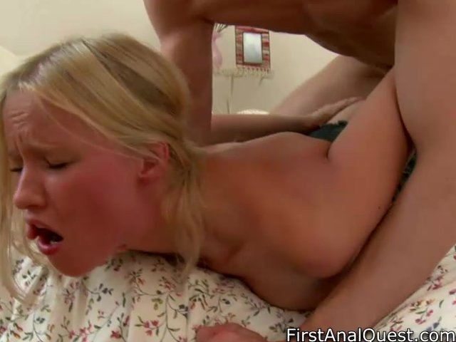 vierge force anal