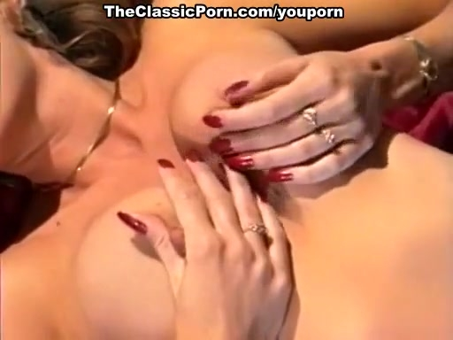 Classy blonde nude and riding cock