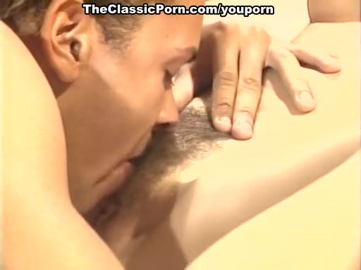 Retro nude scenes of couple fuck