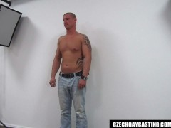 Picture CZECH GAY CASTING - MARTIN 3465