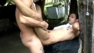 Bareback Fuck for Gay Latino