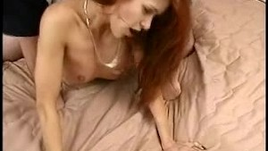 Redhead Amateur Screwed Hard