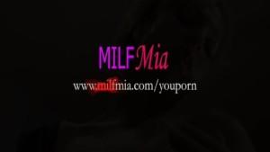MILF Mia Blows Cock