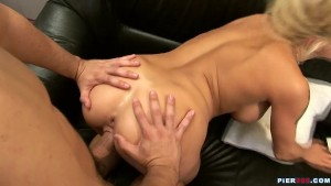 Stacy Silver have anal sex