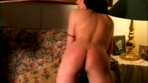 Spanking That Mature Ass