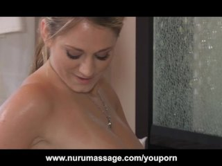 image Amber askley gets fucked hard with cum on her face