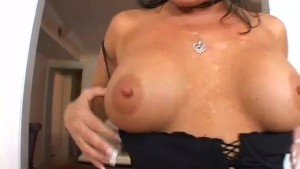 Milf Takes Big Dick - DNA