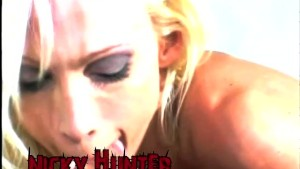 Big Dick For Nicky Hunter - DNA
